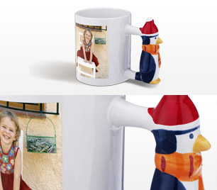 Mug Pingouin