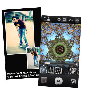 Des appli photo pour smartphone