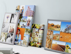 Get Creative with Collage Canvas and Posters