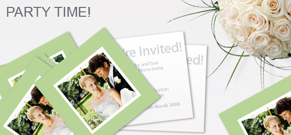 New Invitation Cards