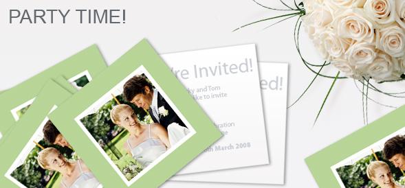 New Invitation Cards