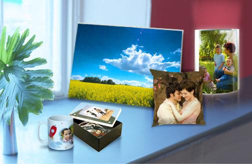 Fotodecoratie