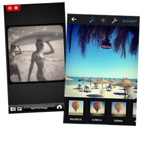 Retoucher les photos de son smartphone