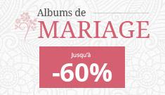 Albums de mariage
