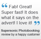 Supersonic Photobooking