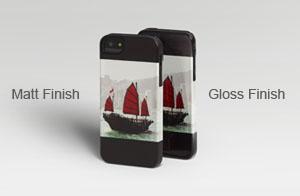 iPhone Matt and Gloss Finish Cases