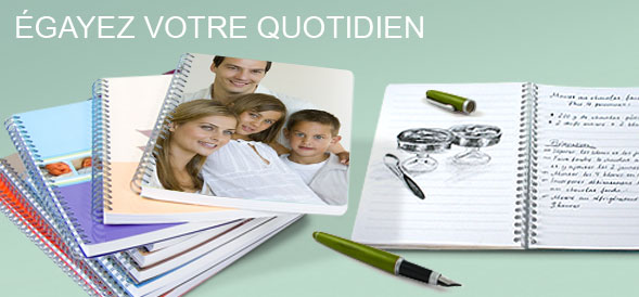 Cahier photo