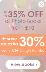 up to 35% off + an extra 30% off Books with 60+ pgs
