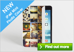 NEW iPad Mini Photo Cover