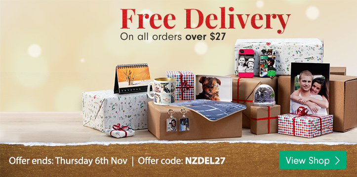 Free Delivery on orders over $27