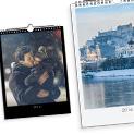 A3 & A4 Wall Calendars