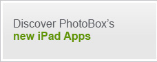 Discover Photobox's new iPad Apps