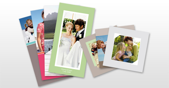 Flat Cards (Pack of 10 Square & Panoramic)