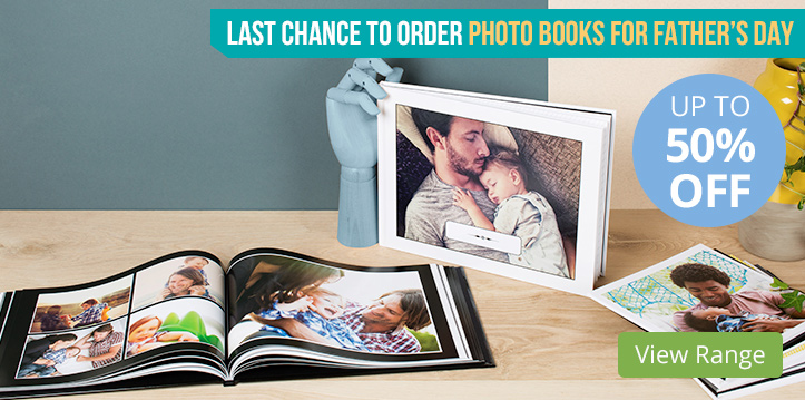 Last chance to order photo books