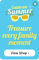 Treasure every family moment