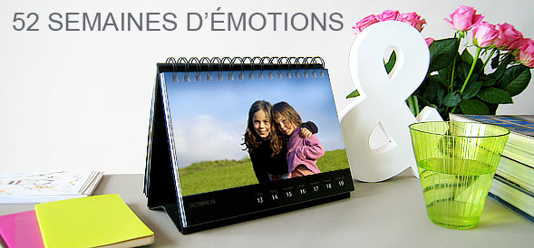 cr er un calendrier de bureau personnalis avec vos photos photobox. Black Bedroom Furniture Sets. Home Design Ideas