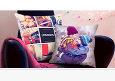 30% off Photo Cushions