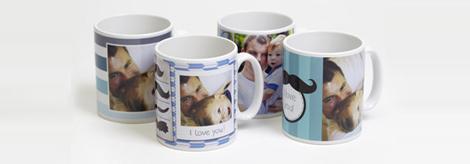 Personalised Photo Mug