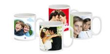 Pack de 4 Mugs à Thème