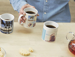 Personalised Photo Mugs: Explore Our Mug Range