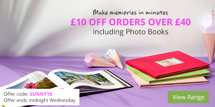 £10 off orders over £40