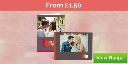 Valentine's Cards - £10 OFF on orders over £30