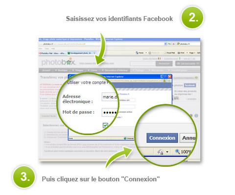connexion facebook mon compte