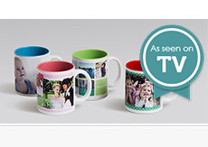 As seen on TV - Mugs from £5