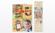 Kids' Party Invitations