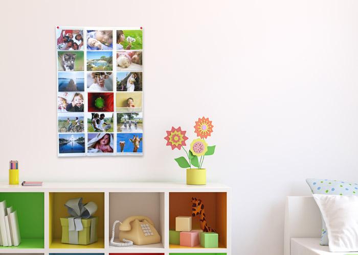 Porte Photo Vos Tirages Comme D Co Photobox