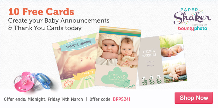 Get 10 free cards – Buy 20 cards and pay for only 10!