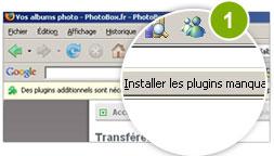 Sur Firefox
