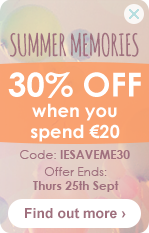 30% off when you spend €20