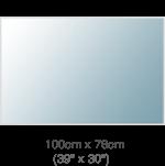 Create 100x76cm