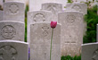 Rancourt Military Cemetery, Somme, France © Brian Harris