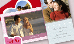 Personalised Valentine's Cards