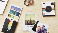 Tirages façon Polaroid : Nouveau !