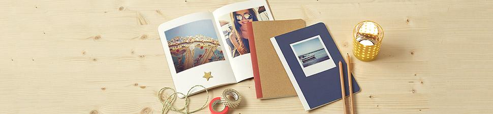 Eine große Auswahl an Schreibwaren mit Ihren Fotos