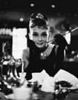 Audey Hepburn, 'Breakfast Dish' from the film Breakfast at Tiffanys