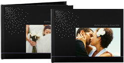 Livre Photo Prestige Cristal