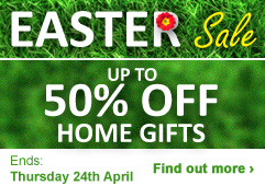 Up to 50% OFF Home Gifts