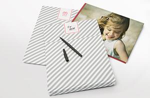 fotob cher portrait ihr pers nliches fotoalbum als portraibuch im hochformat online erstellen. Black Bedroom Furniture Sets. Home Design Ideas