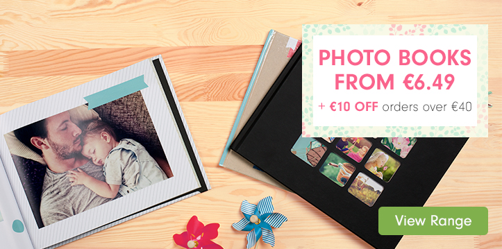 Photo Books from €6.49