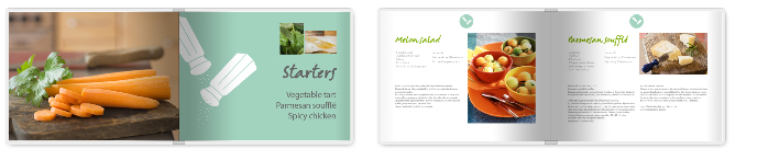 Modern Cookbook