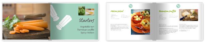 Modern Cookbook